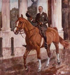 King George V, c.1936 by Frederic Whiting (1874-1962)