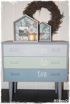 Painted Furniture, Table, Painting, Home Decor, Threading, Decoration Home, Room Decor, Painting Art, Tables