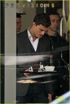 "Celeb Diary: Primele poze de la filmarile ""50 Shades of Grey""!"