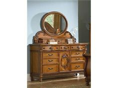Shop For Kathy Ireland Home By Vaughan Furniture Company Southern Heritage  Door Dresser, 327