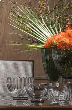 Fendi Casa Décor detail, Luxury Living Group #vases #flower #deco #decoration…