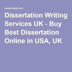 Help with dissertation writing best