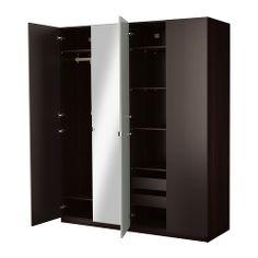 PAX Skriňa/vnút. vybavenie - pánt/jemné zatváranie  - IKEA