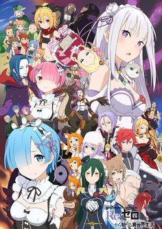 Re:Zero kara Hajimeru Isekai Seikatsu Bluray [BD] | 480p 60MB | 720p 90MB MKV   #ReZerokaraHajimeruIsekaiSeikatsu  #Soulreaperzone  #Anime