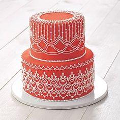 Advance Skills Stringwork Cake 2