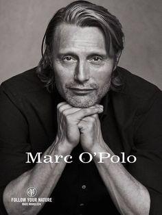 Mads Mikkelsen for Marc O'Polo Campaign | Блогер BadGal на сайте SPLETNIK.RU 30 июля 2016 | СПЛЕТНИК