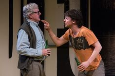 """My Review of """"Stupid Fu**ing Bird"""" here: http://www.theatrereviews.com/review-stupid-fuing-bird-takes-a-dive-at-the-pearl-theatre-company/"""