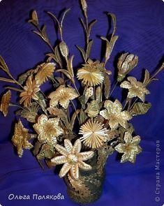 Флористика Плетение Плетение из соломки Соломка фото 2