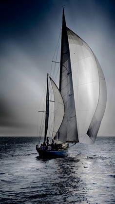 Beautiful sailing photo