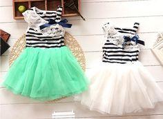 Sailor Tutu Dress