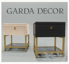 Stand glass Garda Decor
