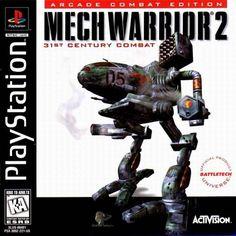 Mechwarrior 2 Sony Playstation