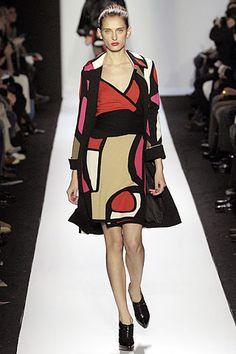 Diane von Furstenberg Fall 2007 Ready-to-Wear Collection Photos - Vogue