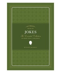 Another great find on #zulily! Ultimate Book of Jokes Hardcover by Chronicle Books #zulilyfinds