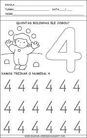 O Numero 4