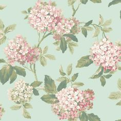 Hydrangea | Wallpaper Warehouse