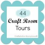 HUGE list of Craft Rooms!