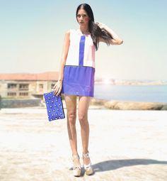"Show your ""true colors"" shining in.. (by Konstantina Tzagaraki) http://lookbook.nu/look/3822533-Show-your-true-colors-shining-in"