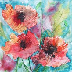 watercolor by mitsib