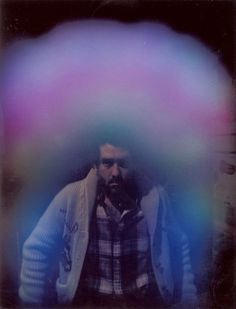 Kirlian Aura Camera  a modified Polaroid machine that used long exposures and heat sensors to capture extra-dimensional color