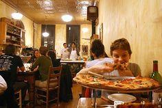 Top 5 Pizzerias -- New York Visitor's Guide -- New York Magazine
