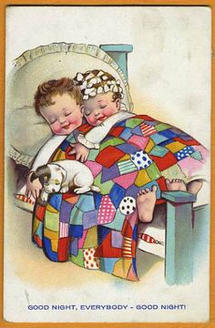 Agnes Richardson postcard