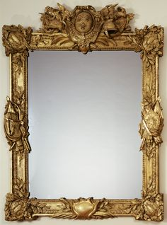 Frame; Carver? Paul (?) Georges (French, active second half of the 18th century); Paris, France; about 1775 - 1780; Carved and gilded oak; 208.3 x 153 cm (82 x 60 1/4 in.); 88.DA.49
