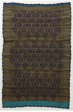Embroidered Turkish Rug