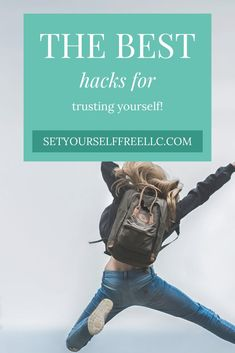 Best Hacks For Trusting Yourself Again & Why Listening To Yourself Is The Key To Everything You Want - Set Yourself Free Get What You Want, Love You More, Self Confidence Tips, Confidence Building, Task To Do, Set You Free, Positive Mindset, Life Purpose, Best Relationship