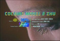 cocaine model | zhu on Vimeo