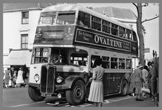 Image result for Eastbourne Buses 1960s