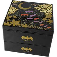 Batman 2 Tier JUBAKO Bento Box