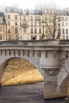 January morning, Pont Neuf, Paris, France by Parisian Moments Photography