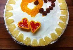 Nepečený tvarohový dort  s ovocem II. Pie, Food, Torte, Cake, Fruit Cakes, Essen, Pies, Meals, Yemek