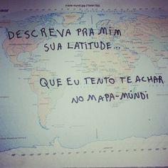 Mapa-Múndi - Thiago Pethit