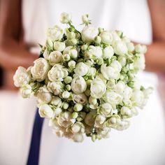 Morlotti Studio - Sweetness of the bride   Bouquet - white bouquet #wedding #bouquet #bride #bridesmaid