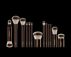 With 13 brushes to choose from, we want to know – which brush can't you live without? #hourglasscosmetics
