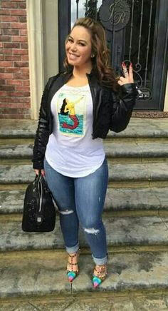 Chiquis Rivera I'm loving this outfit!