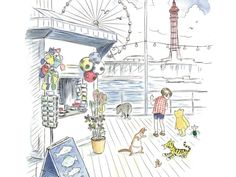 From fish supper on Blackpool Pier to camping in New Forest, Winnie the Pooh's bucket list of simple British pleasures