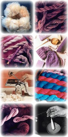 Spin-Off brings you a new eBook all about growing, preparing, and spinning cotton