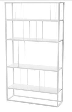 Labyrint bookshelf // Bruka Design