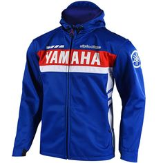 Troy Lee Designs Yamaha Tech Jacket - Blue