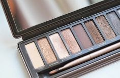 Dear Make Up Diary : Top 5 Paletas- Must Haves!