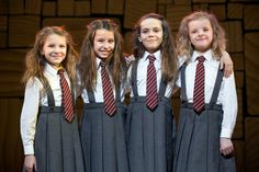 MATILDA, THE MUSICAL (Broadway) - Medley [LIVE @ 2013 Tony Awards]  The Originaltildas from Broadway!