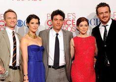 The gang at Peoples Choice Awards !