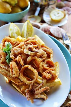 Hungarian Cuisine, Hungarian Recipes, Onion Rings, Frittata, Waffles, Breakfast, Ethnic Recipes, Food, Seafood