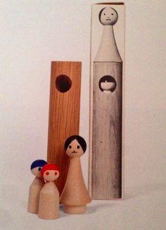 Surprise Surprise, Fredun Shapur, Naef, 1968. I'm desperately looking for this toy!