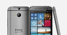 HTC One M8 For Windows Phone 8.1 Officially Introduced