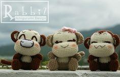 Rabbiz Design Amigurumi Blog: Photo