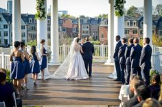 A perfect day makes the outdoor ceremony at the gazebo an amazing event. Georgian Mansion, Outdoor Gazebos, Walking Paths, Iron Work, Grand Entrance, A Perfect Day, Intimate Weddings, Outdoor Ceremony, French Doors